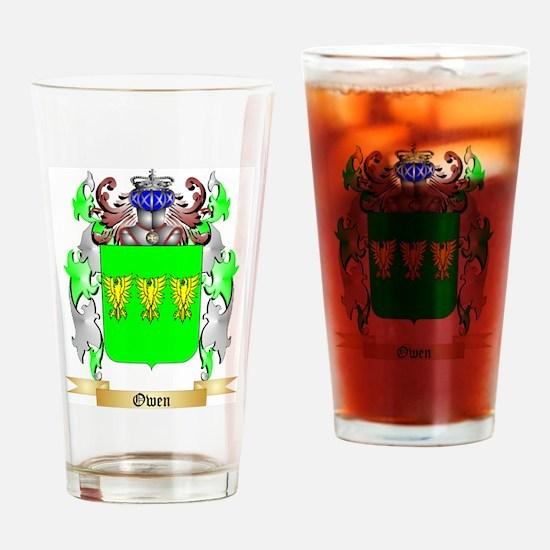 Owen Drinking Glass
