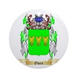 Owen Round Ornament