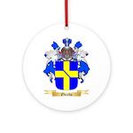 Oviedo Round Ornament