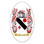 Overton Sticker (Oval)