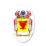 Overmyer 35x21 Oval Wall Decal