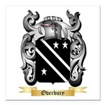 Overbury Square Car Magnet 3