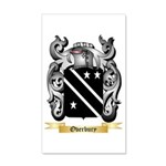 Overbury 35x21 Wall Decal