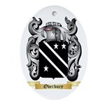 Overbury Oval Ornament