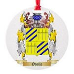 Ovalle Round Ornament