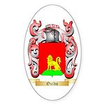 Oulds Sticker (Oval 50 pk)