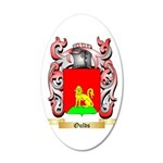 Oulds 20x12 Oval Wall Decal