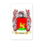 Oulds 20x12 Wall Decal