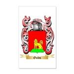 Oulds 35x21 Wall Decal