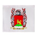 Oulds Throw Blanket