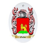 Oulds Oval Ornament