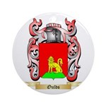 Oulds Round Ornament
