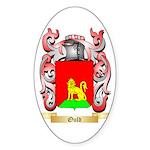 Ould Sticker (Oval)
