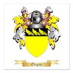 Ougan Square Car Magnet 3