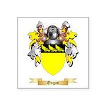 Ougan Square Sticker 3