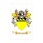 Ougan Sticker (Rectangle 50 pk)