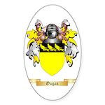 Ougan Sticker (Oval 50 pk)