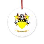 Ougan Round Ornament