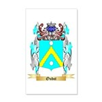 Oudot 20x12 Wall Decal