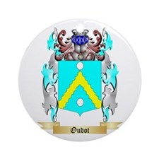 Oudot Round Ornament