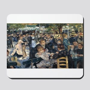 Pierre-August Renoir's Bal du moulin de Mousepad