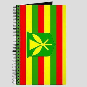 Kanaka Maoli Flag Journal