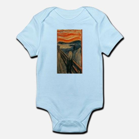 Edvard Munch's The Scream Body Suit