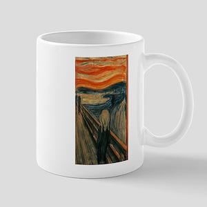 Edvard Munch's The Scream Mugs