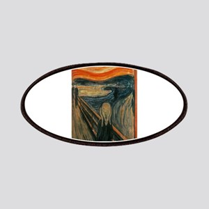 Edvard Munch's The Scream Patch