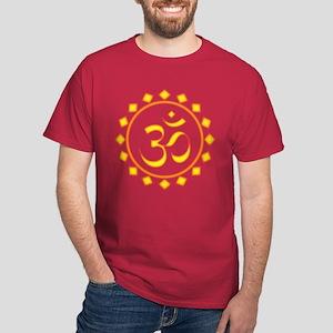 Fiery Om T-Shirt
