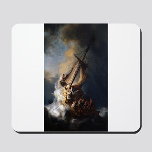 Rembrandt's The Night Watch Mousepad