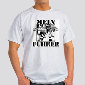 Mein Fuhrer Mein Bush Ash Grey T-Shirt