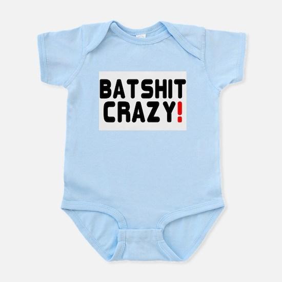 BATSHIT CRAZY! Body Suit