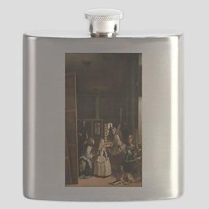Diego Velazquez's Las Meninas Flask
