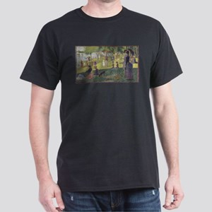 Georges Seurat's A Sunday Afternoon on the T-Shirt