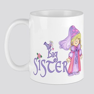 Princess Big Sister Mug