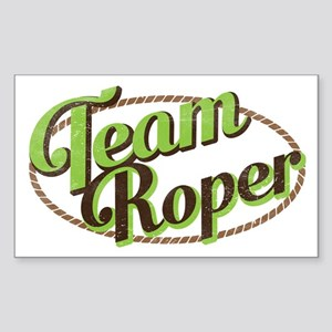 Team Roper Sticker