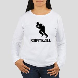 Paintball Long Sleeve T-Shirt