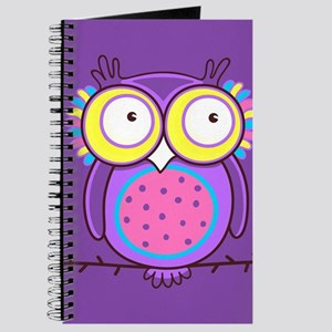 Colorful Owl Journal