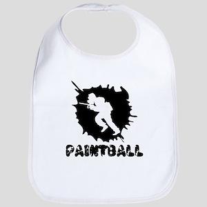 Paintball Splatter Bib