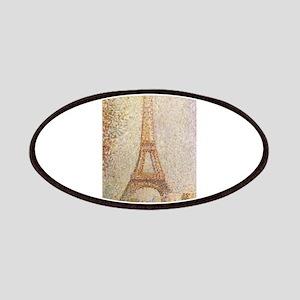 Georges Seurat's La Tour Eiffel Patch