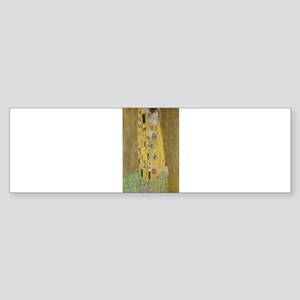 Gustav Klimt's The Kiss Bumper Sticker