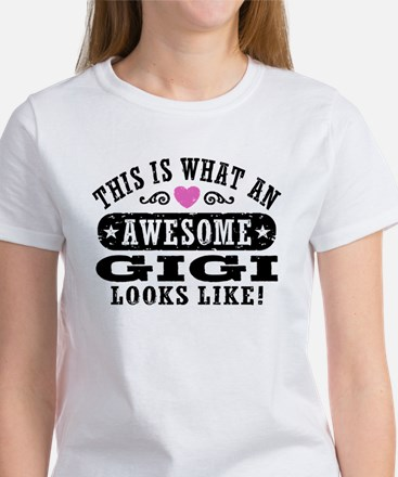 Awesome Gigi Women's T-Shirt