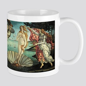 Sandro Botticelli's The Birth of Venus Mugs
