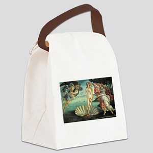 Sandro Botticelli's The Birth of Canvas Lunch Bag