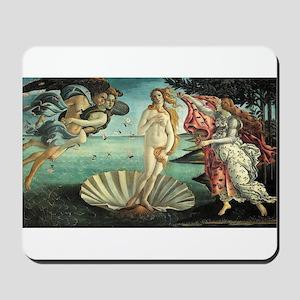 Sandro Botticelli's The Birth of Venus Mousepad