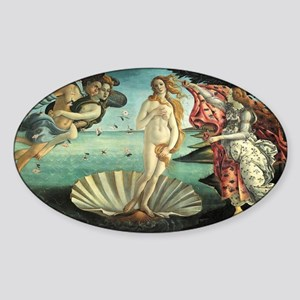 Sandro Botticelli's The Birth of Venus Sticker