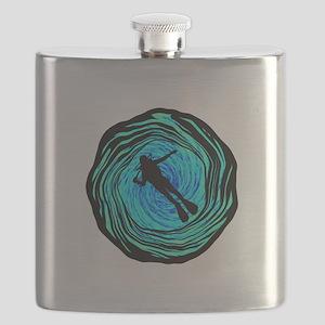 SCUBA Flask