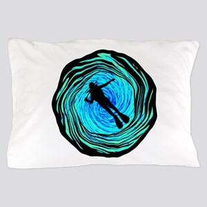 SCUBA Pillow Case