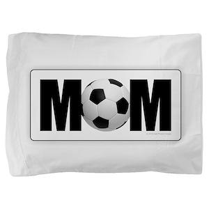 Soccer Mom Pillow Sham